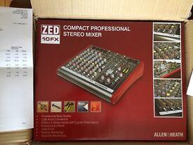 Allen & Heath Stereo Mixer