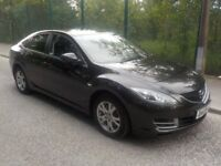 2009 Mazda6, 2.2 Diesel, Sparkling black, One Owner from New, HPI Clear, Full Service History
