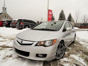 2011 Acura CSX TECH + NAVI + CUIR + TOIT + MAGS + RARE!!! (AUTO)