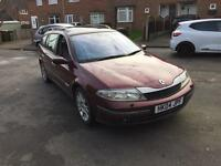 MUST SEE L@@K FULLY LOADED 2004(04) RENAULT LAGUNA I -LALE 2.2 TURBO DIESEL 150BHP AUTOMATIC