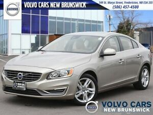 2014 Volvo S60 T5 AWD | HEATED LEATHER | SUNROOF
