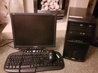 Mesh Desktop PC Spares or Repair