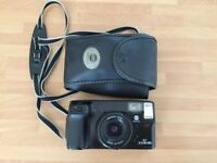 Minolta Camera with carry case