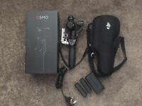 DJI Osmo 4K x3 camera gimbal