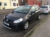 Suzuki SX4 4x4 2011 40000miles! UPGRADED!! Only one like this in uk!!!
