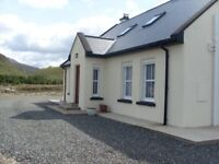 DERRYREEL COTTAGE in Donegal near Dunfanaghy on Wild Atlantic Way, Self Catering Holiday Home Rental