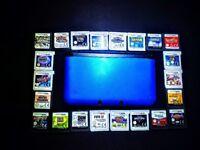 3DS XL +20 GAMES