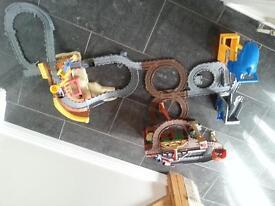 thomas the tank engine - set of play tracks