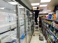 Refrigeration install and services
