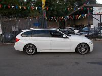 BMW 3 Series 2.0 320d M Sport Touring 5dr (start/stop) VERY RARE SPECIAL EDITION 12/62