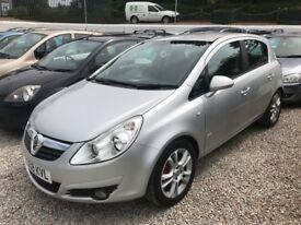 08 Vauxhall Corsa 1.2 Cdti *12 MOT+3 MONTH WARRANTY*
