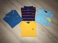 Designer boys polos - age 3 years