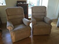 Armchairs free to collector