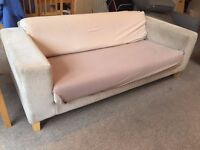 2 Sofas - 1 seater and 2 seater