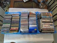job lot of CD/DVD/CD-ROM