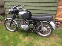 MZ TS SUPA 5 250 ccm 1979