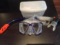 Pegaso Snorkel set in box