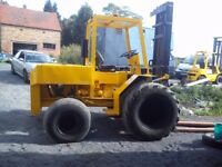 bonser forklift 2.5 ton lift