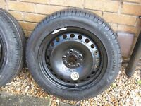 TYRES...NEW CHEAP!!! SPARE ON RIMS..VARIOUS READ..