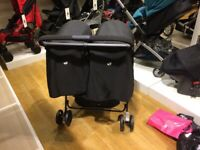 Joie Double/Twin Pushchair Used only 4 times!