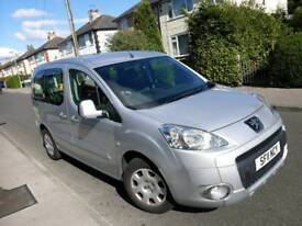 2011 Peugeot partner teepee(wheelchair accessible)for sale