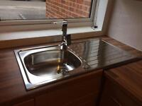 Two bedroom modern flat immediately available for £1050