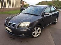 Toyota Avensis fully loaded