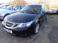 2010 Saab 93 ,1.9TDi 6 Speed Estate car MOT'd October was £1995 now £1595