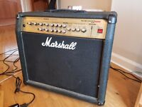 Marashall AVT 100 Amp + Footswitch