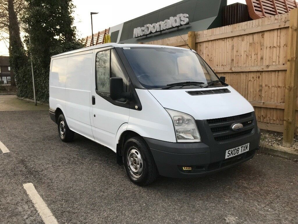 5763717fb1 fordt transit swb white 2008-immaculate condition-12 months mot