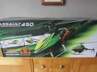 RC Helicopter Assault 450 DFC