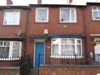 3 Bed Terraced House, Hampstead Road, Benwell, NE4 8AD