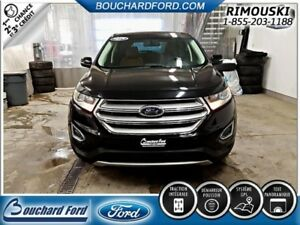 2016 Ford Edge TITANIUM CERETIFIÉ