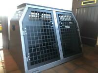 Trans K9 dog carrier box