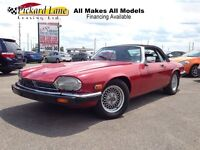 1989 Jaguar XJS V12!!!   COVERTABLE!!!