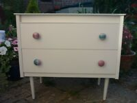 Chest of drawers for child