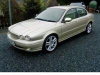 2005 Jaguar x type 2.2d sport