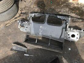 03 BMW E46 4 DOOR FRONT SLAM PANEL