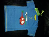 brand new 18 to 24 months boy Tshirt with tag