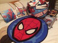 Spider-Man kids stuff