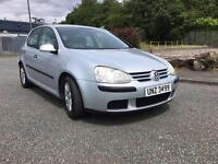 2005 Volkswagen Golf 1.9 TDI SE Low Mileage with Full Service History + Not Ford GTI Audi A3 A4