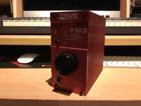 True systems p solo amp