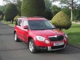 ***2012 Skoda Yeti SUV - 1.6 TDi only £30 tax!!****