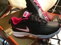 Women's , girls size 4 Nike trainers brand new in box