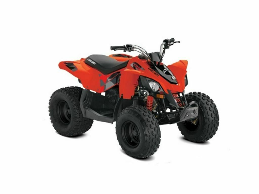 2018 Can-Am® DS 70™