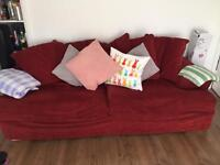 3 and 4 seater sofa