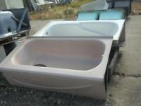 Used Tubs / Plumbing supplies for sale