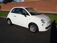 Fiat 500 Pop. 1.2 Reg April 2012. Upgrades. Immaculate.