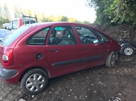 Citroen Picasso Breaking for parts
