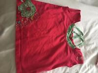 Pampolina t shirt size 122
